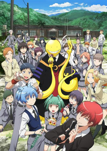 Assassination Classroom (Ansatsu Kyoshitsu)