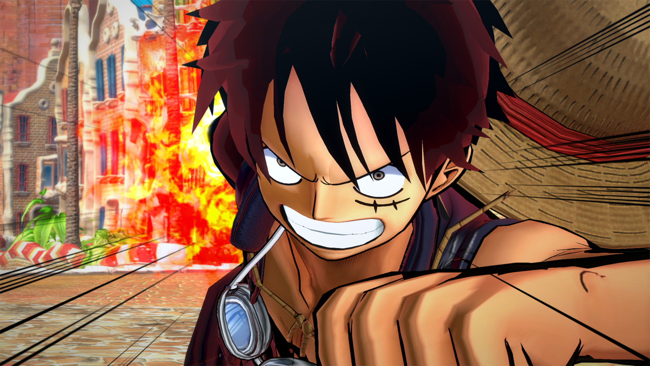 One Piece Burning Blood DLC