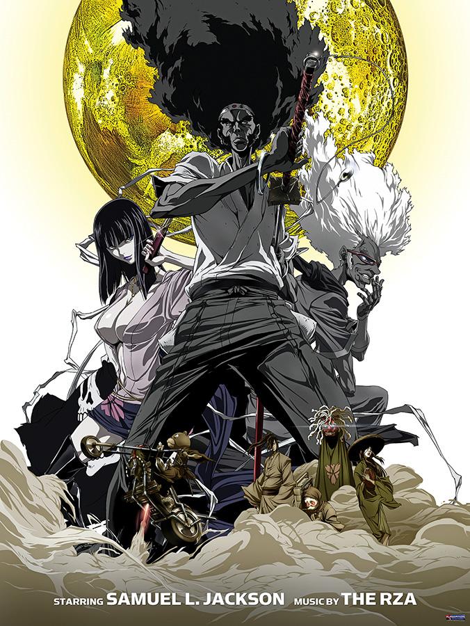 Afro Samurai und Afro Samurai: Resurrection