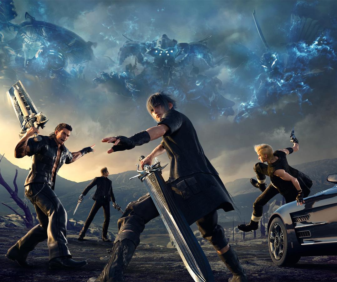 Final Fantasy XV: Multiplayer-Erweiterung Gefährten ab sofort verfüg