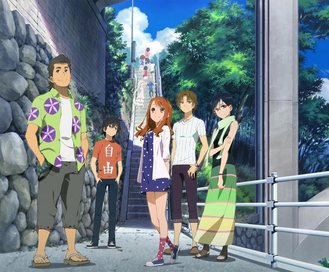Das Drama Anohana - The Flower We Saw That Day ist bei den japanischen