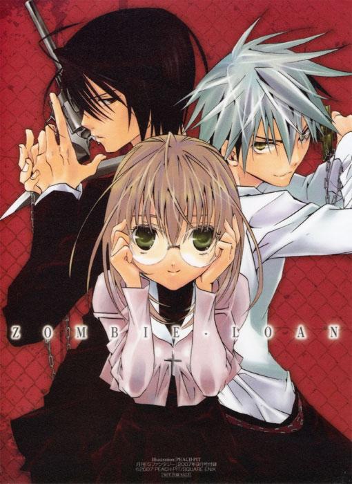 Ende der Manga Serie Zombie-Loan (ゾンビローン) im Monthly G Fan