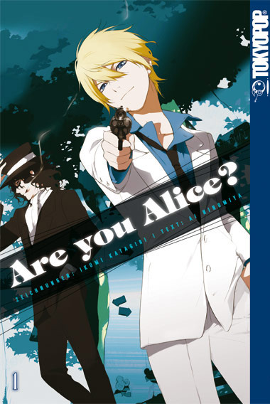 Are you Alice? Starter Pack