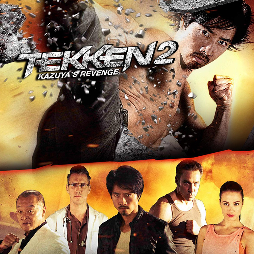 Tekken 2 - Kazuya's Revenge (Tekken - A Man Called X) erscheint im Jan