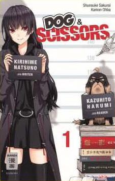 Dog & Scissors