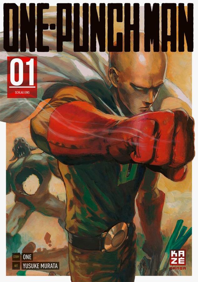 Der One-Punch Man Manga bricht die 14 Millionen Marke an verkauften Au