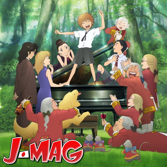 J-Mag: Anime/Manga Rezensionen vom September 2013 (Anime: Code Geass,