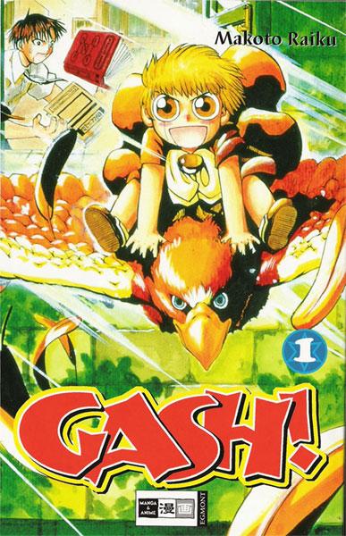 Neues zu Konjiki no Gash Bell!! / Gash! / Zatch Bell *Update*