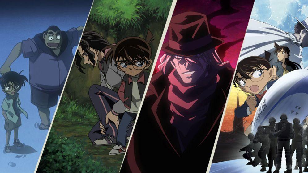 Die nächsten Anime-Filme im April 2018 auf ProSieben MAXX