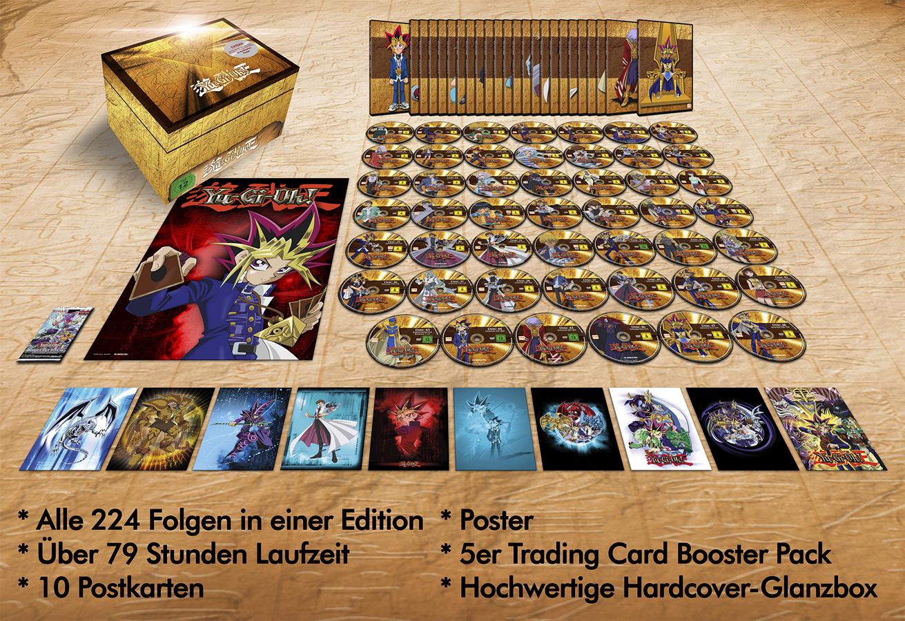 Yu-Gi-Oh! Millenniumsbox