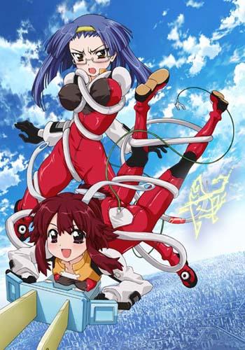 Fight Ippatsu! Juuden-chan!! (2014), OVA