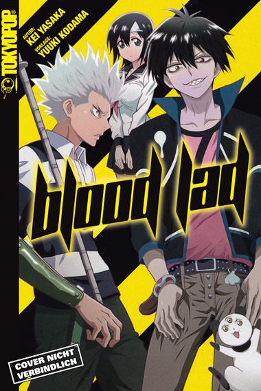 Blood Lad Novel