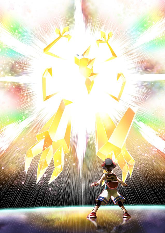 Das Geheimnis um Necrozma – Neue Informationen zu Pokémon Ultrasonn
