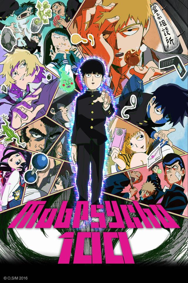 Mob Psycho 100 OVA ab sofort auf Crunchyroll und 2. Staffel angekündi