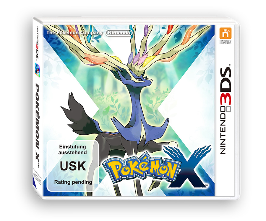 Pokémon X und Pokémon Y