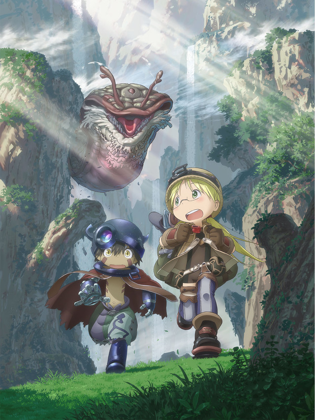 Anime Fortsetzung zu Made in Abyss angekündigt