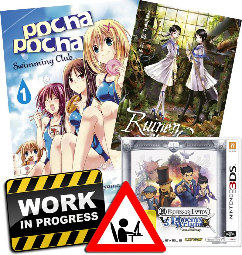 Statusbericht über zukünftige Animehunter Reviews