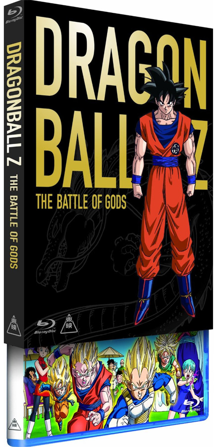 Dragon Ball Z: The Battle of Gods Blu-ray
