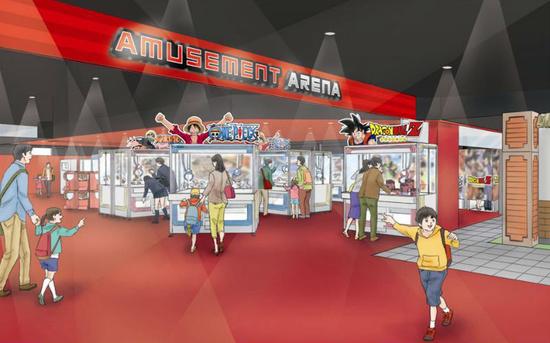 J-World Tokyo Indoor Freizeitpark