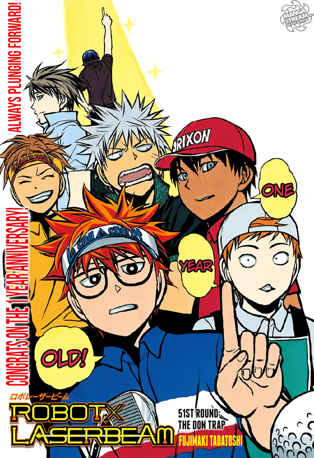 Weekly Shonen Jump 18/2018