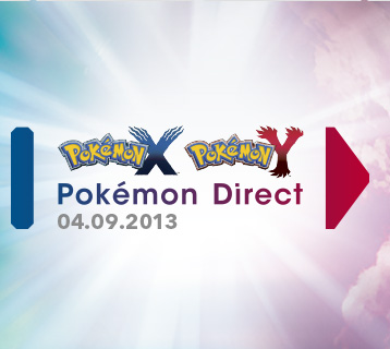 Pokémon Direct: Präsentation startet morgen, dem 4. September, um 13