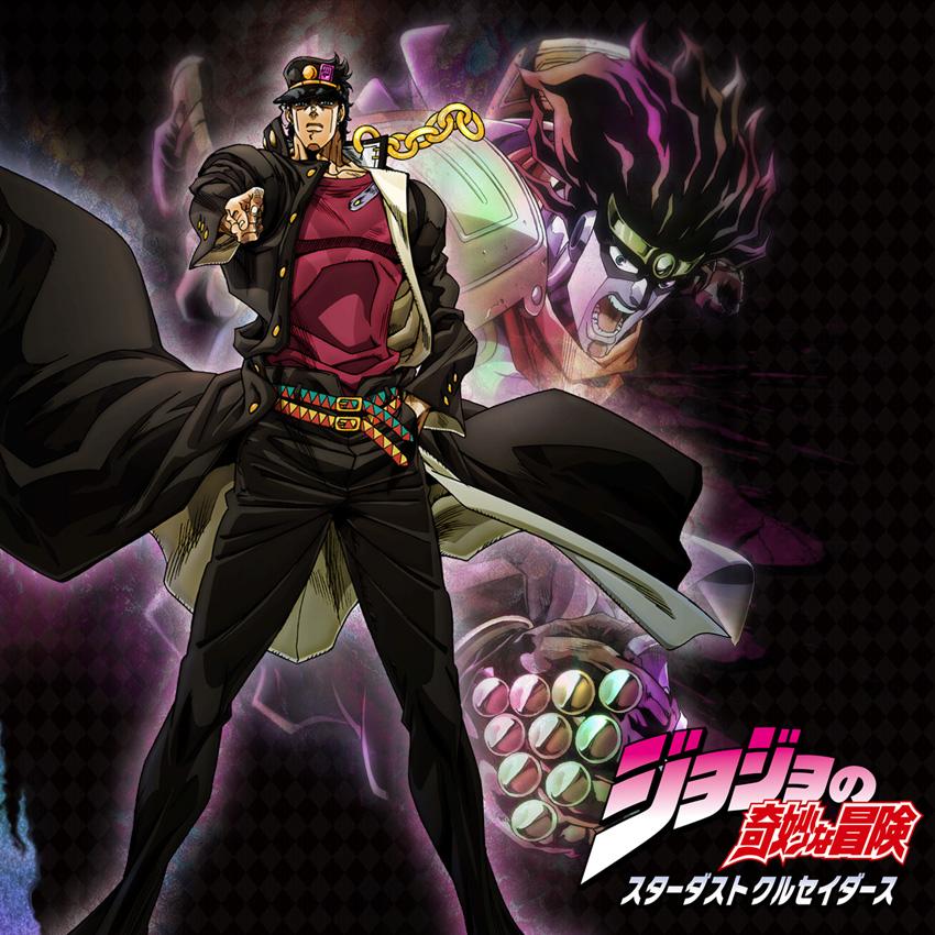 Anime Adaption zu Jojo's Bizarre Adventure geht nächstes Jahr in eine