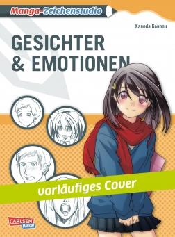 Manga-Zeichenstudio - Gesichter und Emotionen