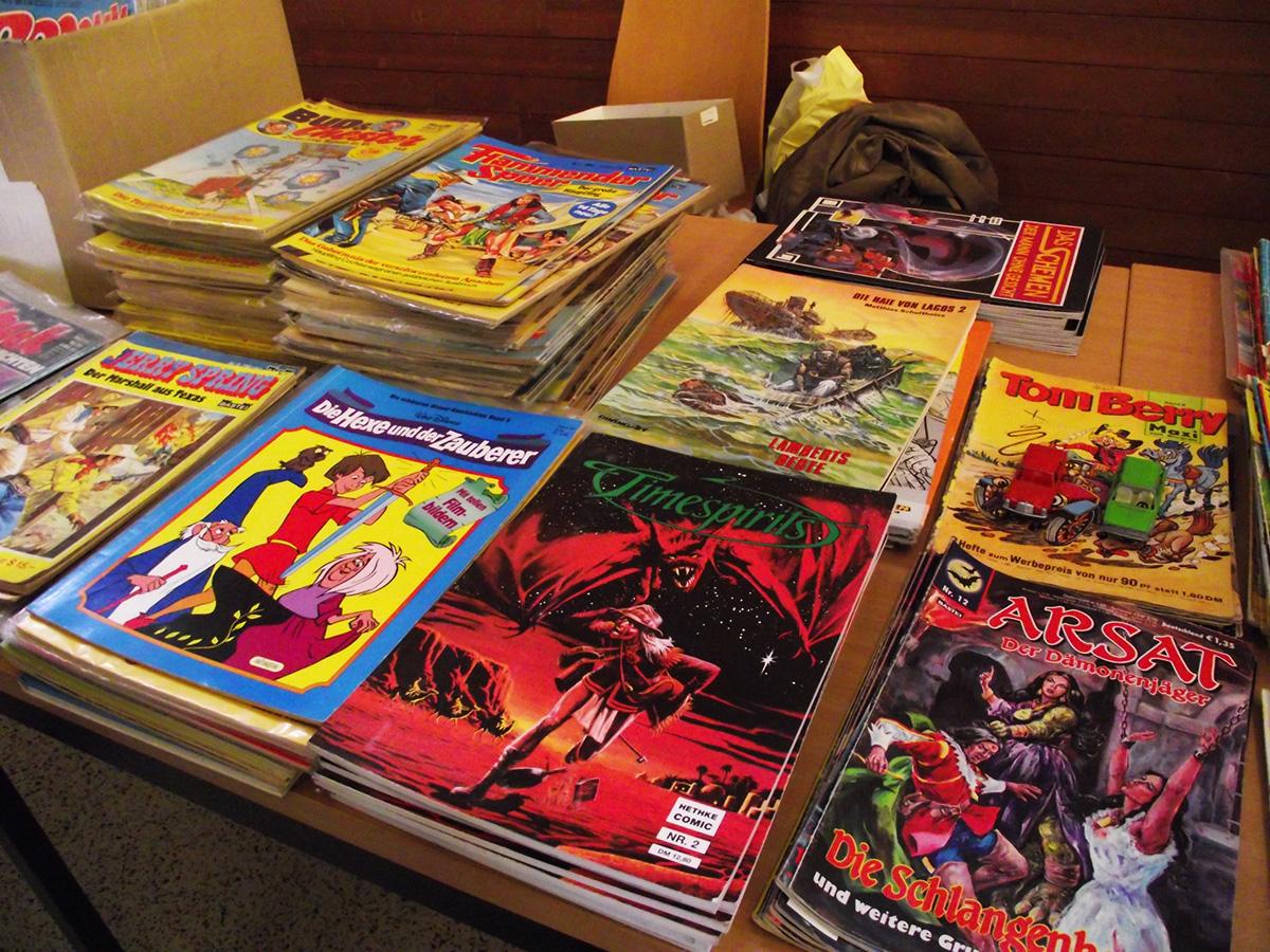 39. Comicbörse Linz