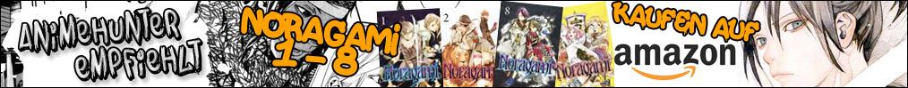 Animehunter empfiehlt: Noragami