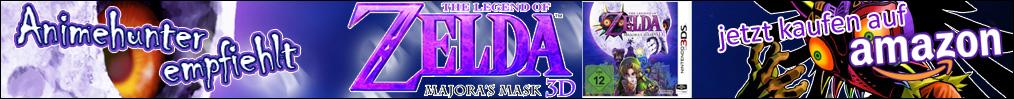 Animehunter empfiehlt: The Legend of Zelda: Majora's Mask 3D