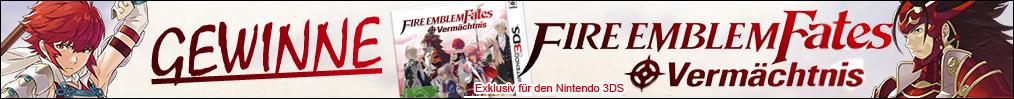 Gewinne Fire Emblem Fates: Vermächtnis