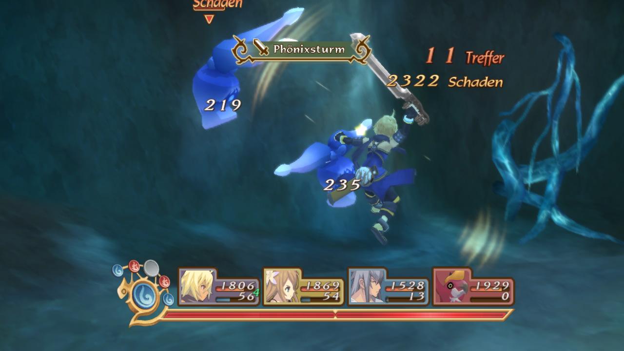 Tales of Symphonia Chronicles Screenshots