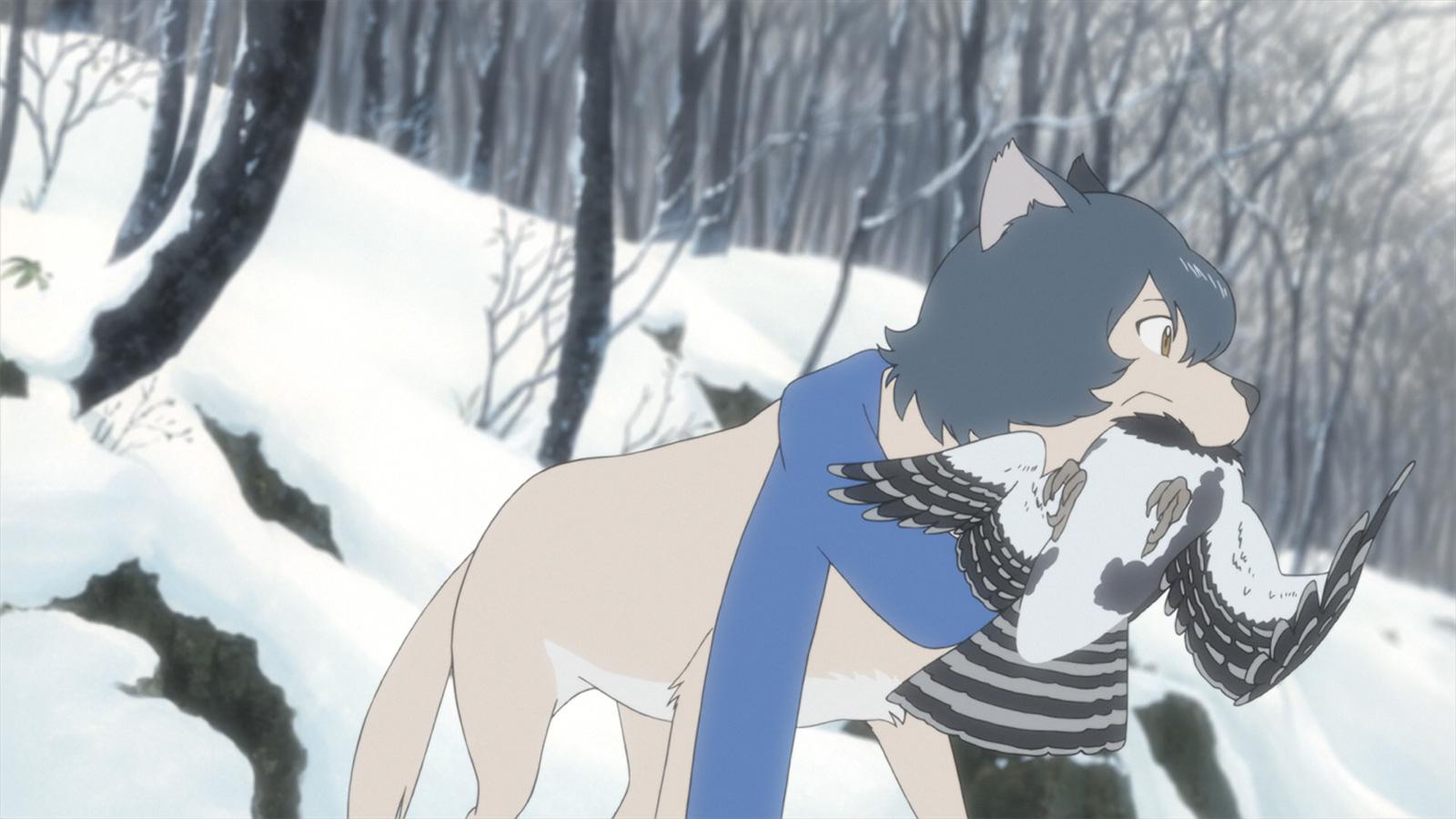 Ame & Yuki – Die Wolfskinder